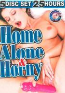 Home Alone & Horny 5-Disc Set Porn Movie