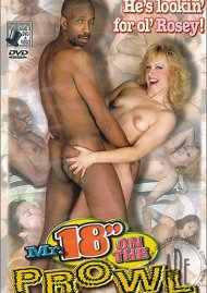 """Mr. 18"""" On The Prowl Porn Movie"""
