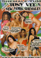Shemale Yum Presents Tony Vees New York Shemales Porn Movie