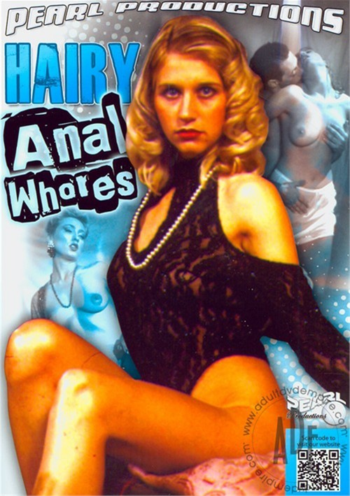 Hairy Anal Whores