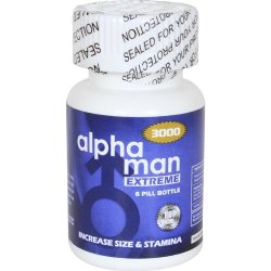 Alpha Man Extreme - 6 count Sex Toy