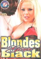 Blondes Gone Black Porn Movie