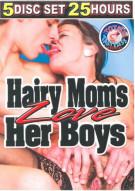 Hairy Moms Love Her Boys 5-Disc Set Porn Movie