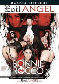 Bonnie Vs. Rocco DVD Image from Evil Angel.