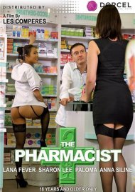 The Pharmacist DVD Image from Marc Dorcel.