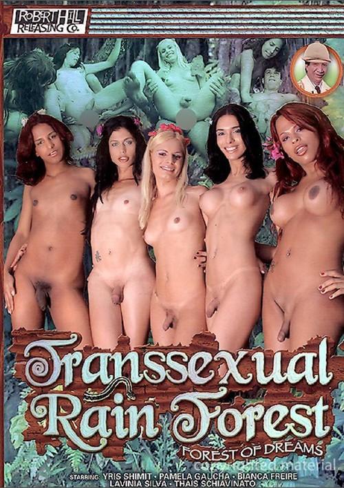 Naked transgender women