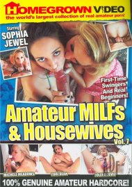 Amateur MILFs & Housewives #7 Porn Movie