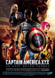 Captain America XXX: An Axel Braun Parody DVD Image from Vivd.