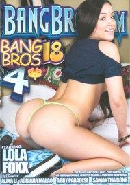 Bangbros 18 Vol. 4 DVD Image from Bang Bros.