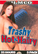 Trashy Hot & Hairy 5-Pack Porn Movie