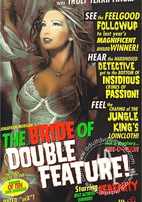 The Bride of Double Feature Porn Movie