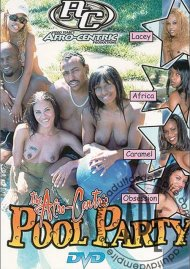 Afro-Centric Pool Party, The  Porn Movie