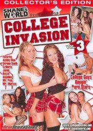 College Invasion Vol. 3 Porn Video