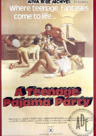 Teenage Pajama Party, A Porn Video
