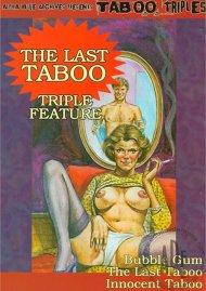 Last Taboo, The: Triple Feature Porn Movie