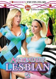 Accidentally Lesbian #2 DVD Image from Forbidden Fruits Films.