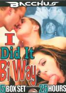 I Did It Bi Way 5-Pack Porn Movie