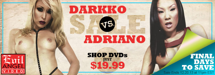 Shop Darkko vs. Adriano DVDs Now