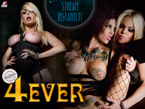 Watch 4Ever Porn Movie on streaming video from Digital Playground.