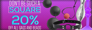 Browse 20% off beads sex toys.