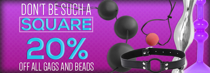 Buy 20% off beads sex toys.