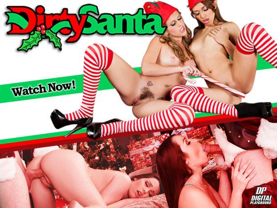 Watch Dirty Santa Porn Movie on streaming video from Digital Playground.