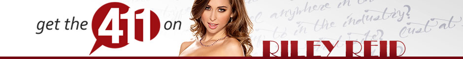 Learn more about brunette pornstar Riley Reid.
