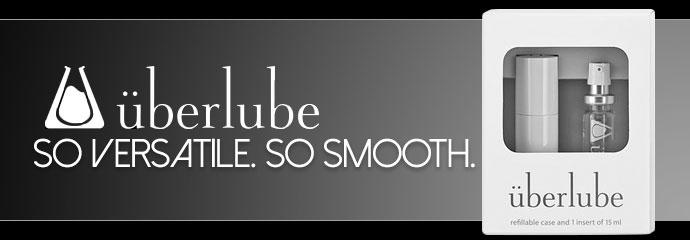 Shop Uberlube lubricants.