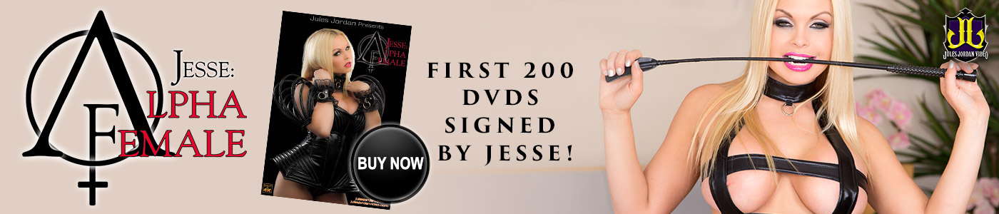 Buy Jesse: Alpha Female from Jules Jordan Video.