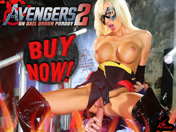 Buy Avengers XXX 2 from Vivid starring Jayden Jaymes.