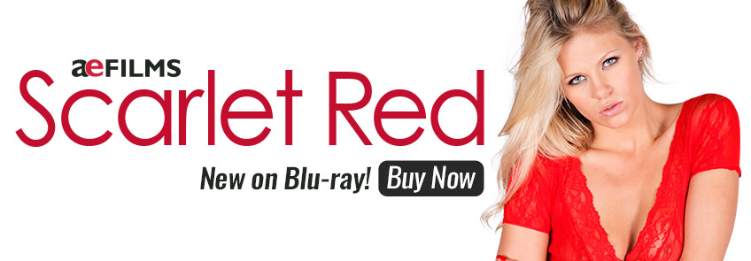 Buy Scarlet Red Blu-ray Porn Movie from AE Films.