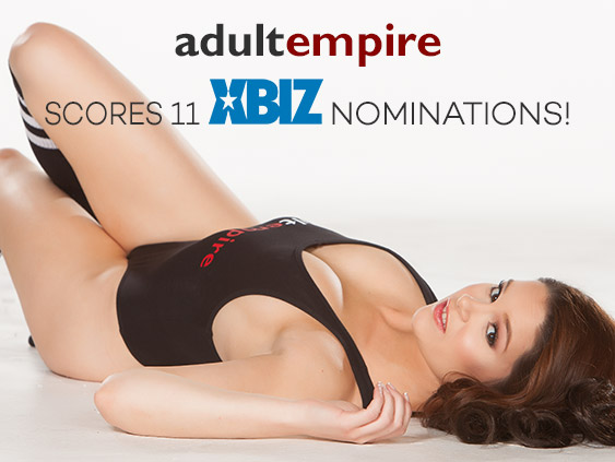 Adult Empire Earns 11 Xbiz Nominations image