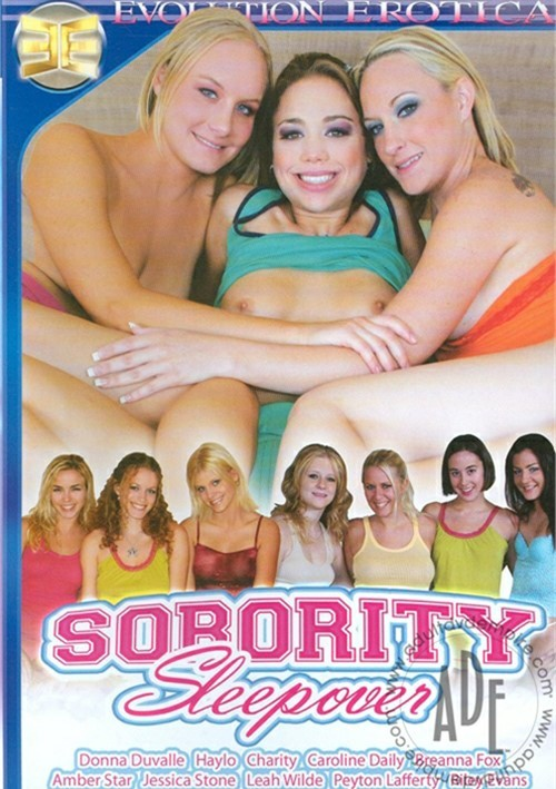 sorority sleepover